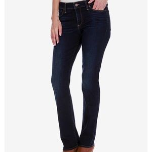 Lucky brand sweet n straight jeans size 0/25